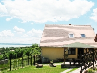AH-20 - Summer house with panorama for 4 people in Ábrahámhegy - Accommodation at Lake Balaton by Ábrahámhegy
